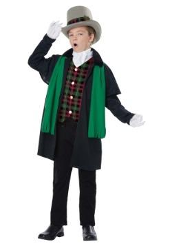 Disfraz de Caro Holiday Caroler