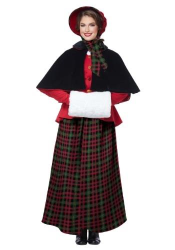 Disfraz de Caro Holiday para mujer