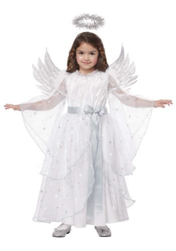 Disfraz de ángel Starlight para niños pequeños