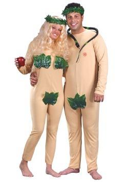 Disfraz de Adán y Eva