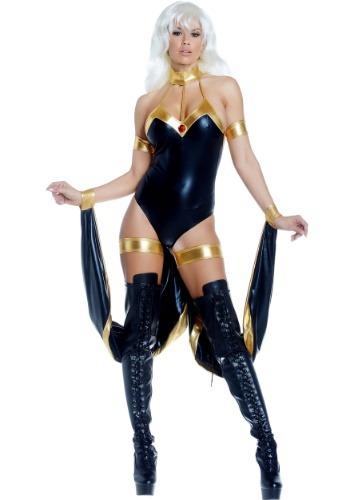 Disfraz para mujer Lightning Queen