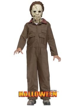 Disfraz de Rob Zombie Halloween Michael Myers para niños