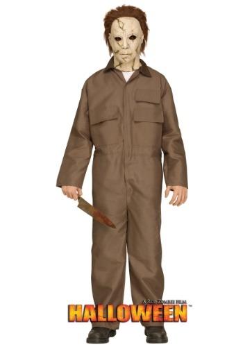 Disfraz Michael Myers Halloween Rob Zombie para adolescentes