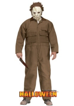 Disfraz Michael Myers Rob Zombie hombre talla extra