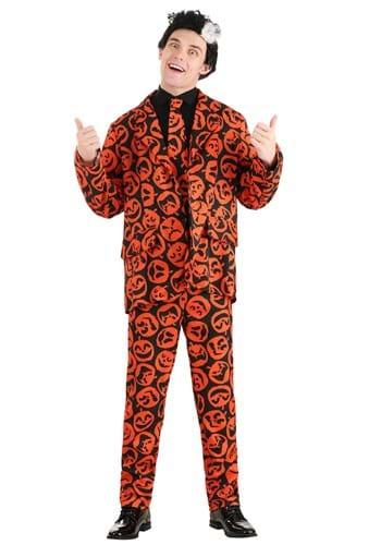 Disfraz de David S. Pumpkins para hombre