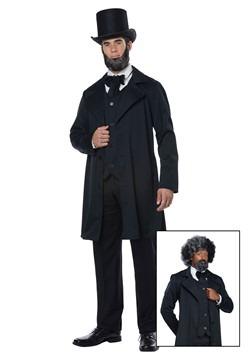 Disfraz de Abraham Lincoln adulto