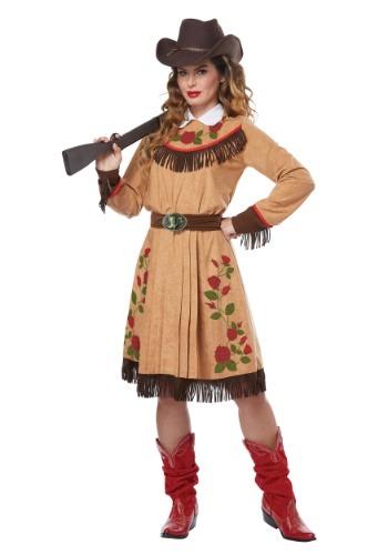 Disfraz para mujer de Annie Oakley