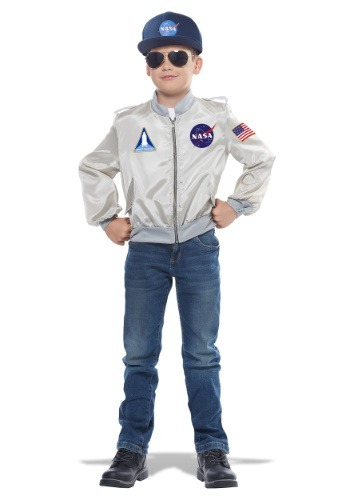 Chaqueta de vuelo niño NASA
