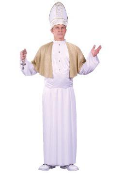 Disfraz del Papa