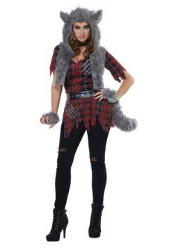 Disfraz de loba mujer