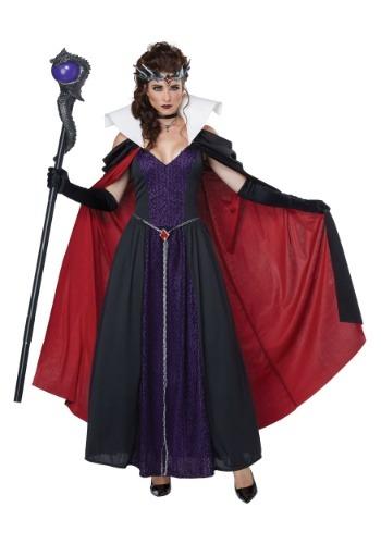 Disfraz de reina del cuento de las mujeres
