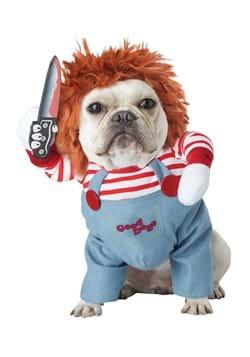 Disfraz de perro Deadly Doll