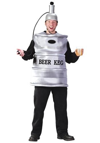 Disfraz de barril de cerveza