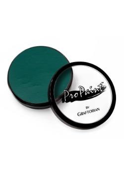 Maquillaje verde oscuro de lujo