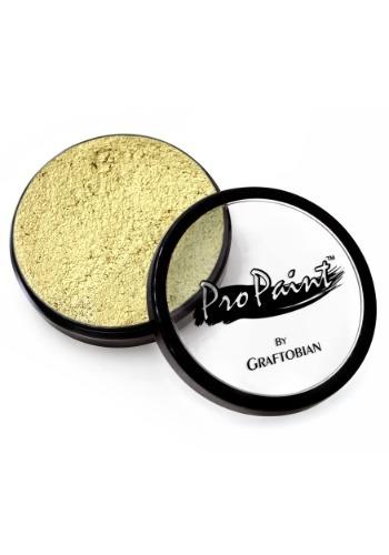 Maquillaje dorado Deluxe