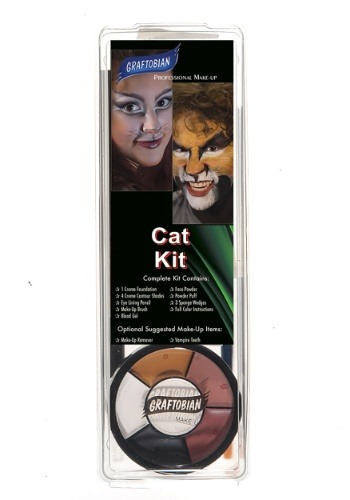 Kit de maquillaje Deluxe Cat