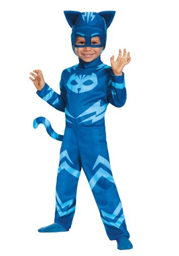 Child PJ Masks Disfraz de Catboy clásico