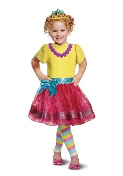 Disfraz de Fancy Nancy de lujo para niña