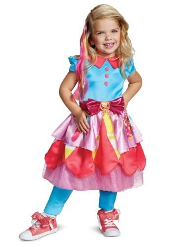 Disfraz de lujo para niña Sunny Day