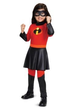 Disfraz mameluco de Violet Los Incredibles 2 Disney niños