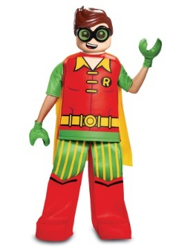 Disfraz de Lego Batman Child Prestige Robin