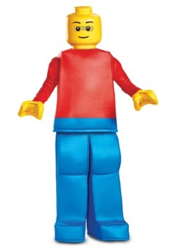Disfraz de Lego Boys Prestige Lego Guy
