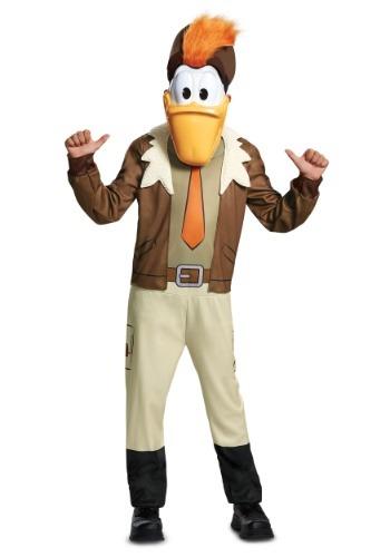 Disfraz de Duck Tales Launchpad McQuack para niños