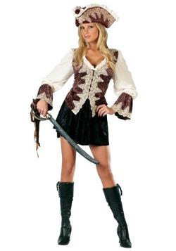 Disfraz de mujer pirata real