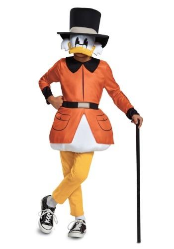 Disfraz de Duck Tales Scrooge McDuck para niños