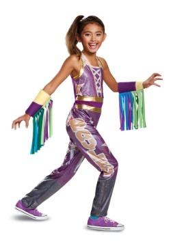 Disfraz de Bayley para niña de WWE
