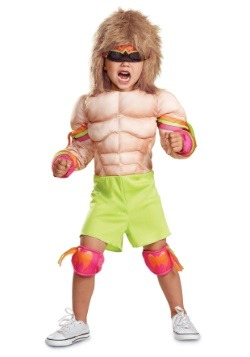WWE Ultimate Warrior Muscle Baby Disfraz