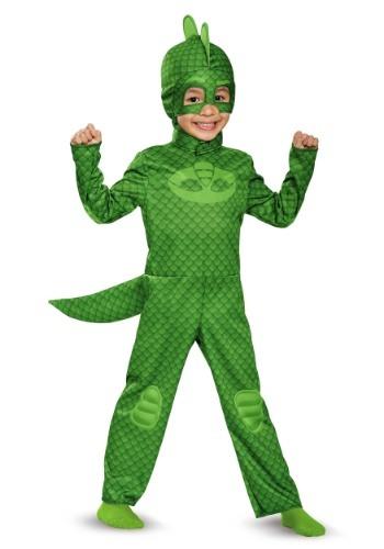 Disfraz de PJ Masks Classic Gekko para niño