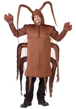 Disfraz de cucaracha para adulto