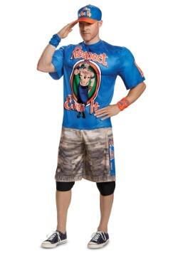 Disfraz de WWE John Cena Muscle Men para hombre
