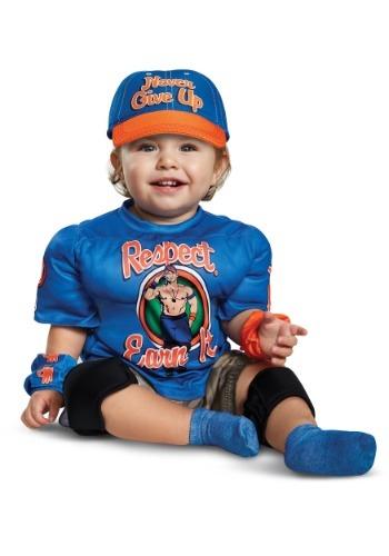 Disfraz de bebé John Cena