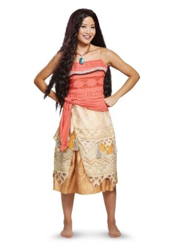 Disfraz de Disney Moana para mujer