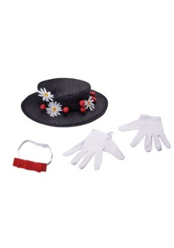 Kit de accesorios Mary Poppins para mujer