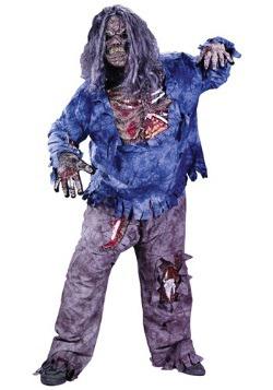 Disfraz Zombie talla extra