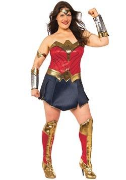 Disfraz Wonder Woman Plus Size para mujer