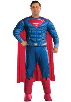 Disfraz de Superman para adulto talla extra