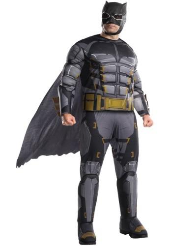 Disfraz de Batman Plus Size para Adulto Táctico
