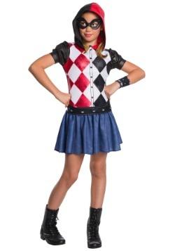 Disfraz de Harley Quinn para niños