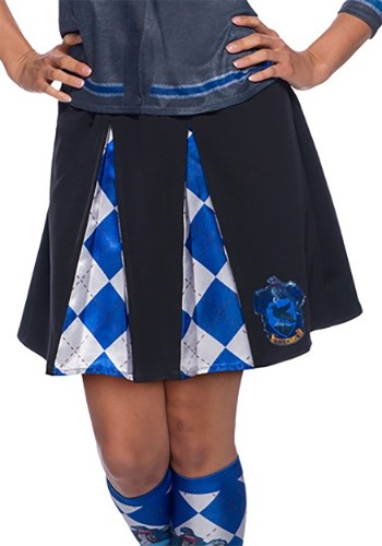 Falda Ravenclaw para adultos de Harry Potter