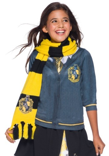 Bufanda Hufflepuff de Harry Potter