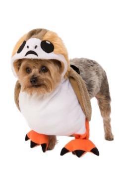 Disfraz de mascota porg