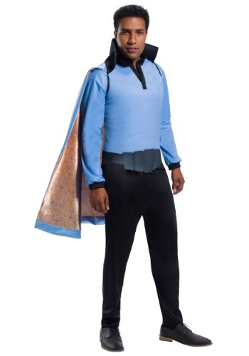 Disfraz de Star Wars Lando Calrissian adulto