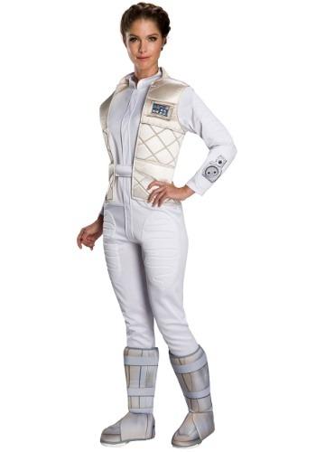 Disfraz Hoth Leia Mujer