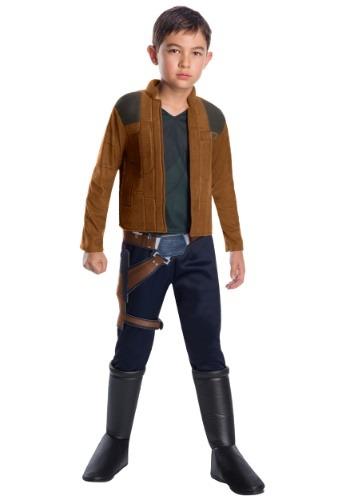 Disfraz de Star Wars Story Solo Han Solo para niño