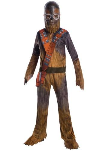 Disfraz de Star Wars Story Solo Chewbacca para niño