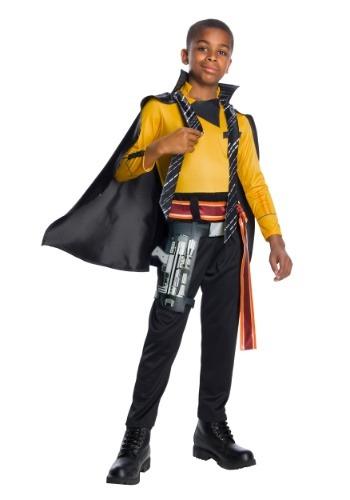 Disfraz de Solo Star Wars Story Lando Calrissian para niño